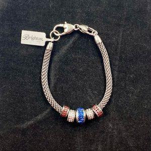 Brighton Patriotic Custom Made Bracelet